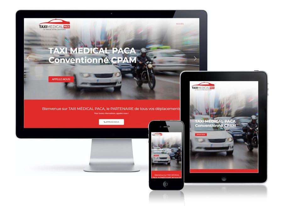 Taxi Medical PACA